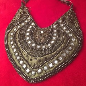 Gorgeous beaded purse